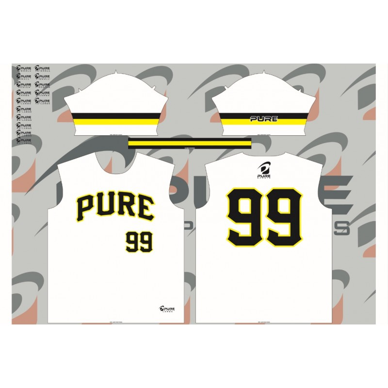 Pure Sports 2018 Conference Jersey - White