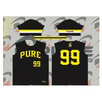 Pure Sports 2018 Conference Jersey - Black