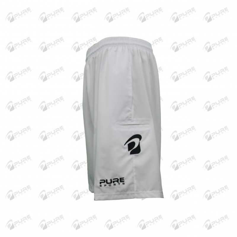 Men's Shorts White