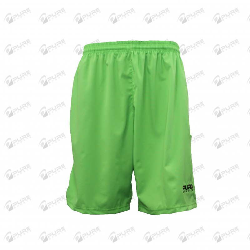 Men's Shorts Neon Green